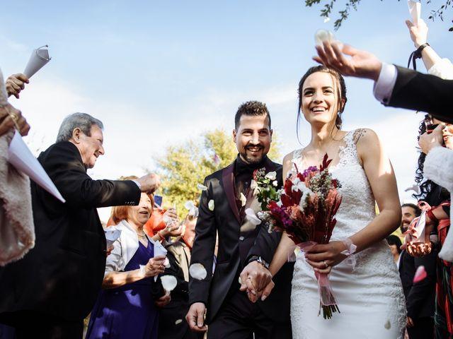 La boda de Jordi y Estefania en Igualada, Barcelona 20