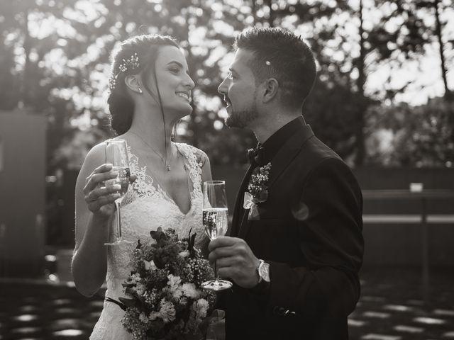 La boda de Jordi y Estefania en Igualada, Barcelona 21
