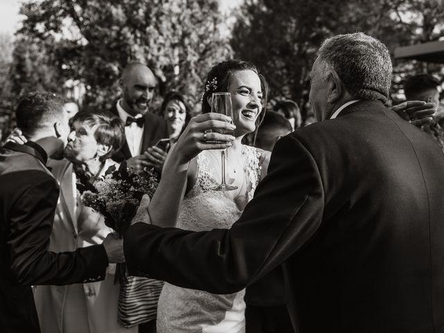 La boda de Jordi y Estefania en Igualada, Barcelona 22