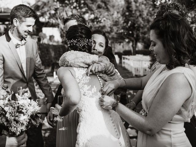 La boda de Jordi y Estefania en Igualada, Barcelona 24