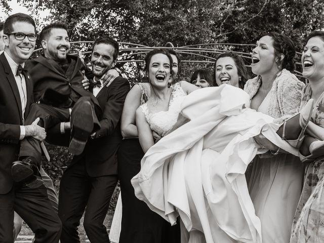 La boda de Jordi y Estefania en Igualada, Barcelona 25