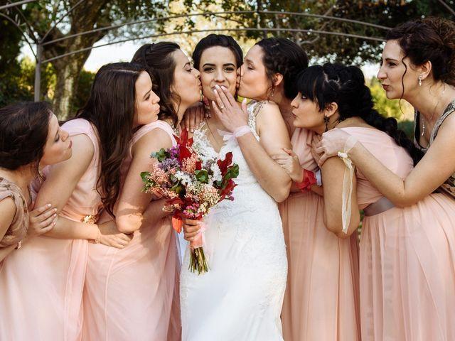 La boda de Jordi y Estefania en Igualada, Barcelona 26