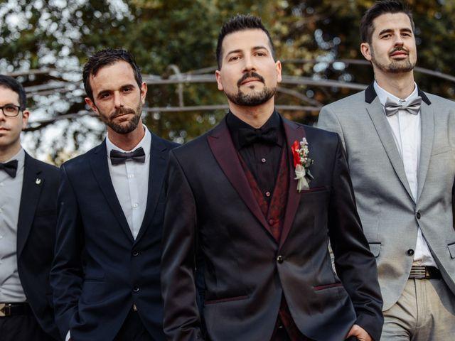 La boda de Jordi y Estefania en Igualada, Barcelona 27