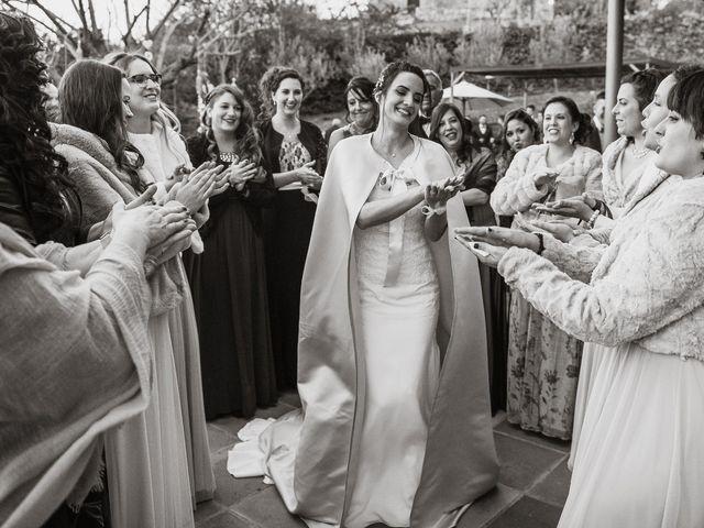 La boda de Jordi y Estefania en Igualada, Barcelona 33