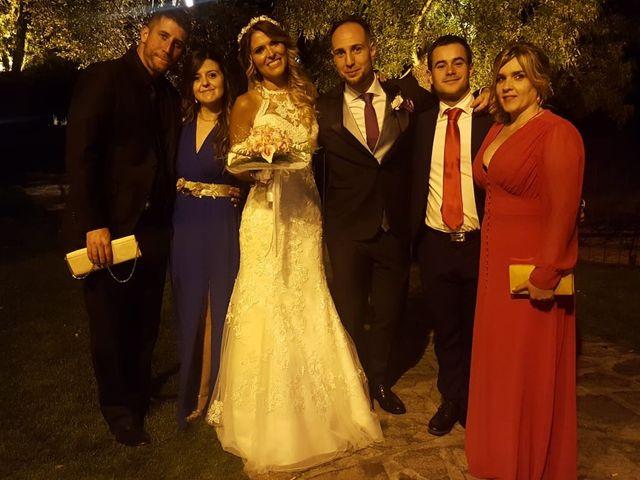La boda de Alberto  y Mónica  en Guadarrama, Madrid 1