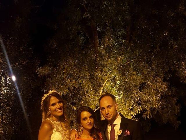 La boda de Alberto  y Mónica  en Guadarrama, Madrid 2