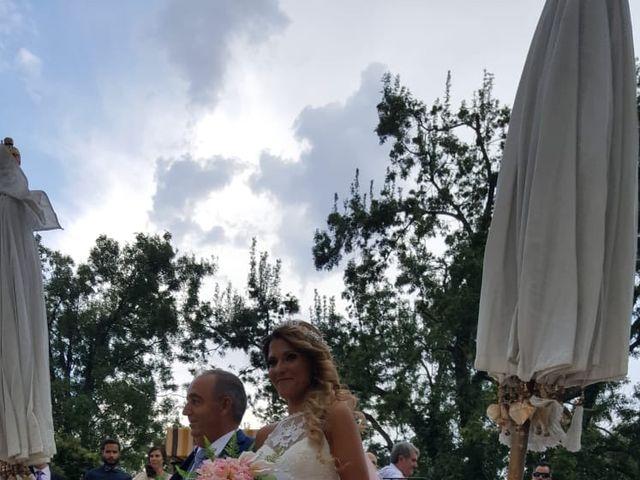 La boda de Alberto  y Mónica  en Guadarrama, Madrid 3