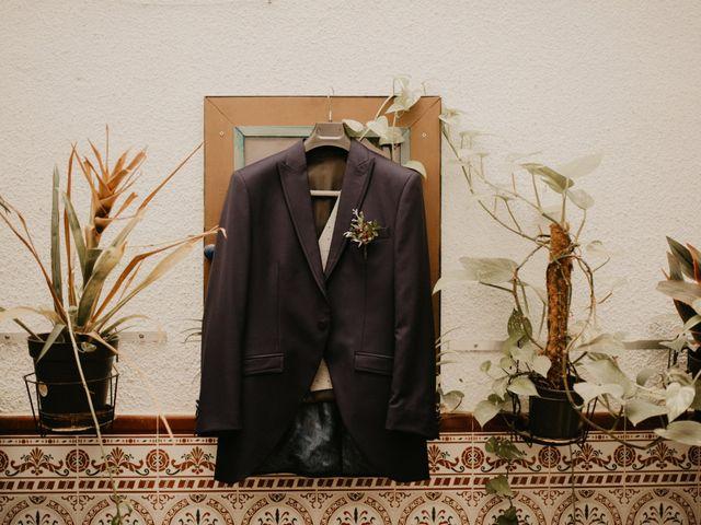 La boda de Borja y Sandra en Ucles, Cuenca 1