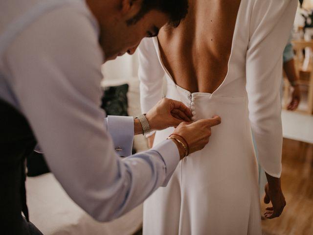 La boda de Borja y Sandra en Ucles, Cuenca 17