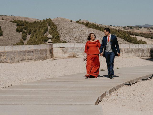 La boda de Borja y Sandra en Ucles, Cuenca 20