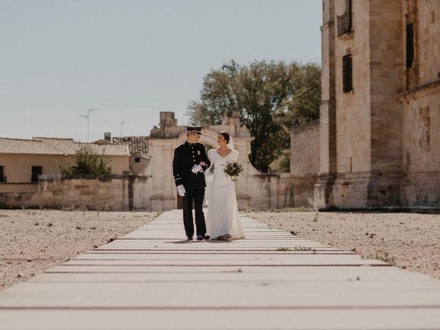 La boda de Borja y Sandra en Ucles, Cuenca 21