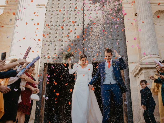 La boda de Borja y Sandra en Ucles, Cuenca 27
