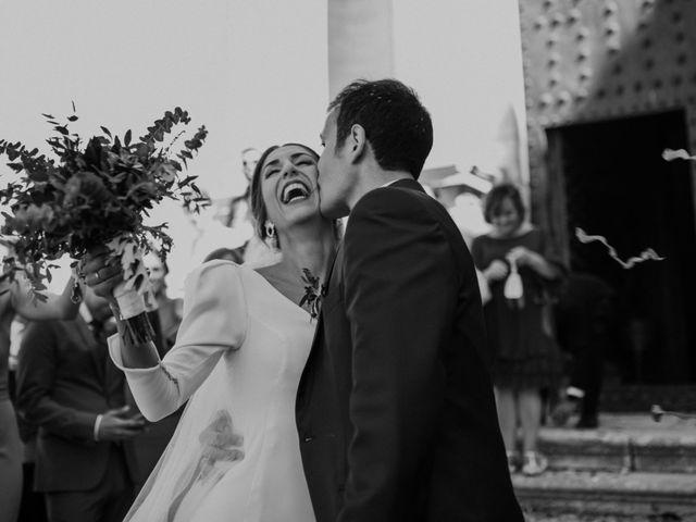 La boda de Borja y Sandra en Ucles, Cuenca 28