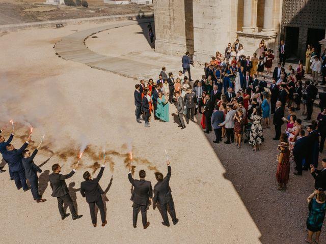 La boda de Borja y Sandra en Ucles, Cuenca 30