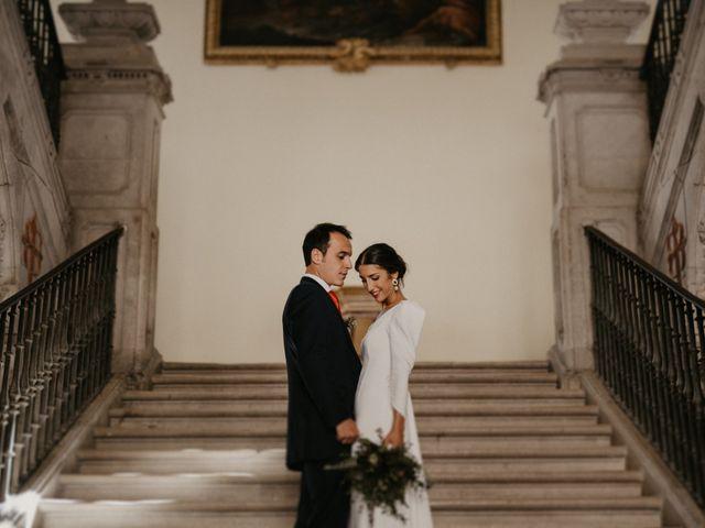 La boda de Sandra y Borja