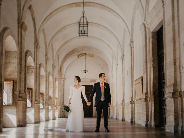 La boda de Borja y Sandra en Ucles, Cuenca 32
