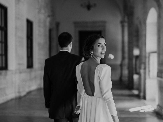 La boda de Borja y Sandra en Ucles, Cuenca 39