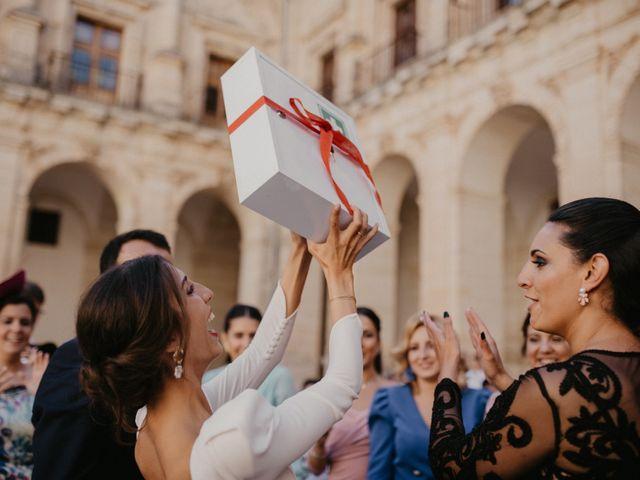 La boda de Borja y Sandra en Ucles, Cuenca 48