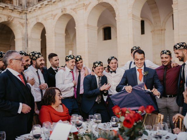 La boda de Borja y Sandra en Ucles, Cuenca 49