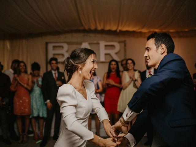 La boda de Borja y Sandra en Ucles, Cuenca 62