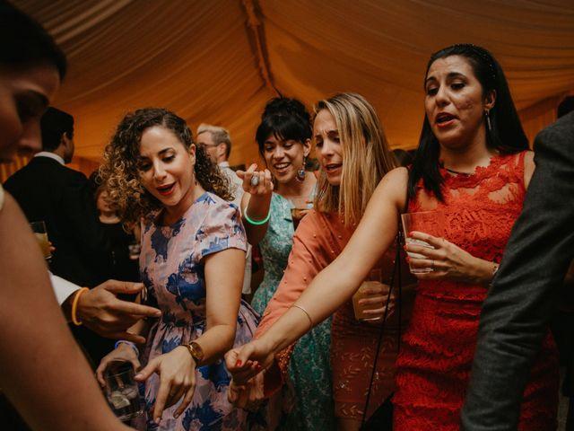 La boda de Borja y Sandra en Ucles, Cuenca 67
