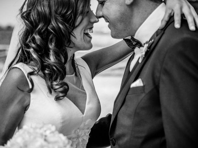 La boda de Cristina y Edu