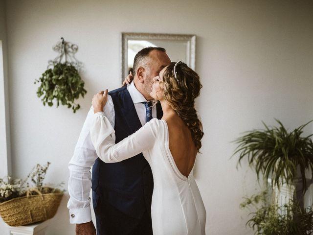 La boda de Antonio y Cristina en Villaverde Del Rio, Sevilla 21