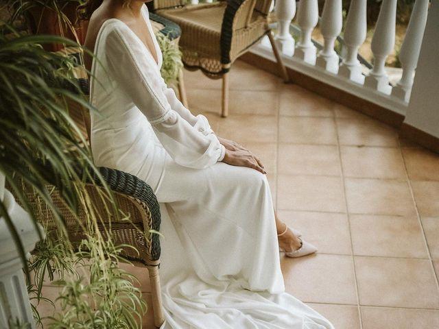 La boda de Antonio y Cristina en Villaverde Del Rio, Sevilla 25
