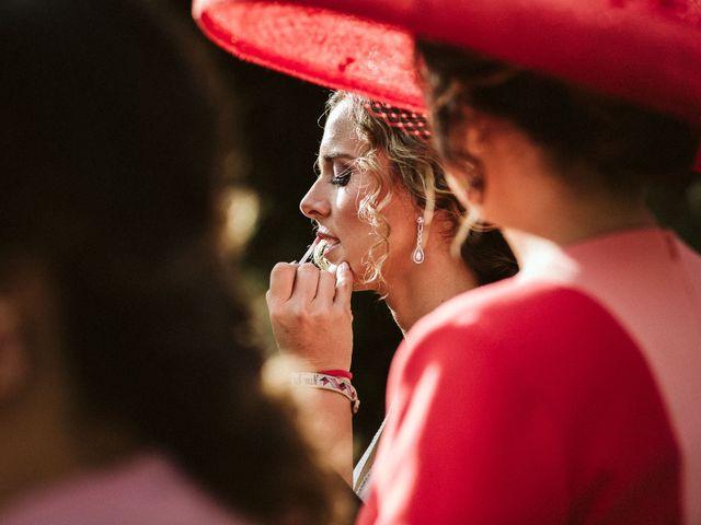 La boda de Antonio y Cristina en Villaverde Del Rio, Sevilla 27