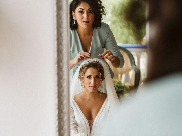 La boda de Antonio y Cristina en Villaverde Del Rio, Sevilla 29