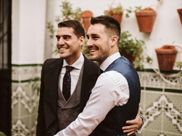 La boda de Antonio y Cristina en Villaverde Del Rio, Sevilla 34