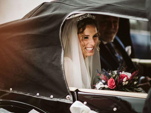 La boda de Antonio y Cristina en Villaverde Del Rio, Sevilla 38