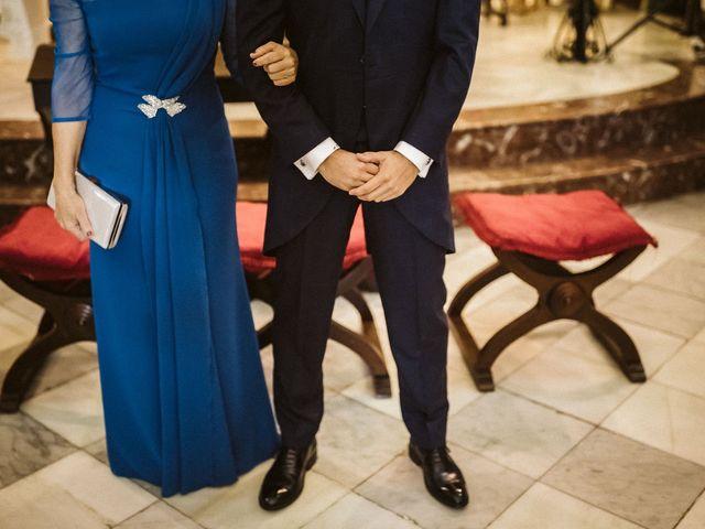 La boda de Antonio y Cristina en Villaverde Del Rio, Sevilla 41