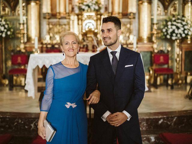 La boda de Antonio y Cristina en Villaverde Del Rio, Sevilla 42