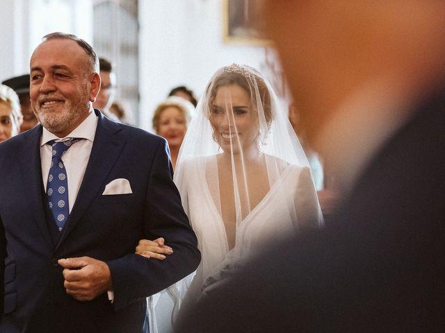 La boda de Antonio y Cristina en Villaverde Del Rio, Sevilla 43