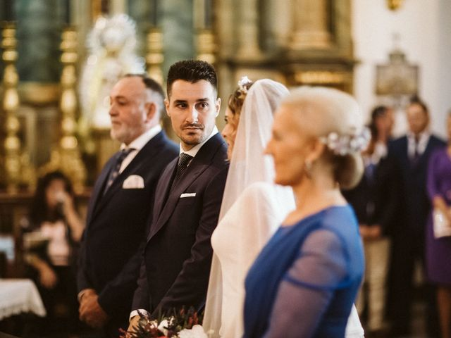 La boda de Antonio y Cristina en Villaverde Del Rio, Sevilla 46