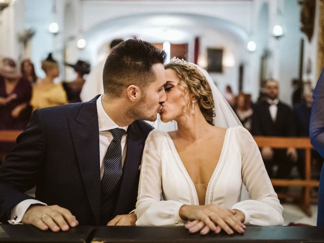 La boda de Antonio y Cristina en Villaverde Del Rio, Sevilla 51