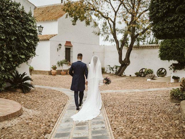 La boda de Antonio y Cristina en Villaverde Del Rio, Sevilla 60
