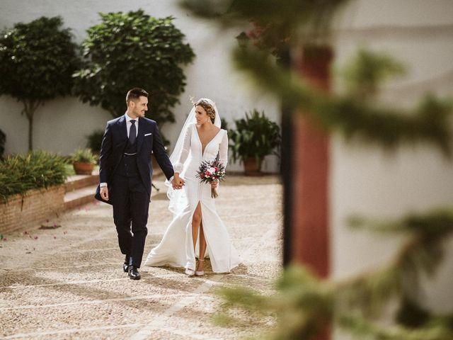 La boda de Antonio y Cristina en Villaverde Del Rio, Sevilla 65