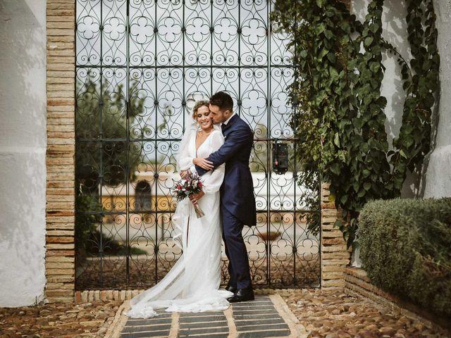 La boda de Antonio y Cristina en Villaverde Del Rio, Sevilla 66