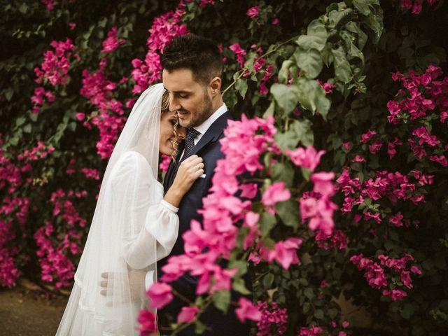La boda de Antonio y Cristina en Villaverde Del Rio, Sevilla 68