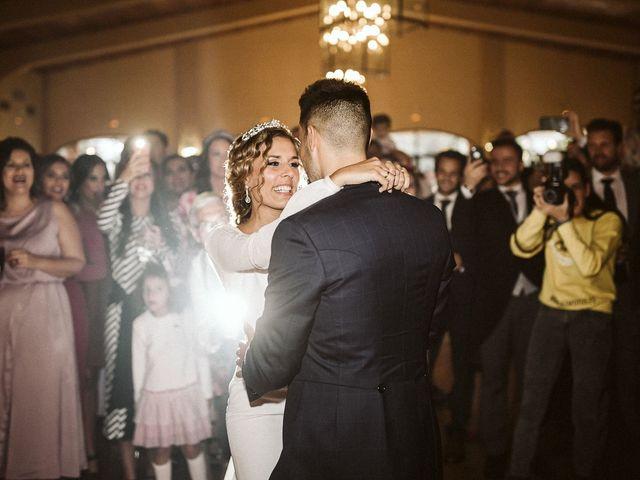 La boda de Antonio y Cristina en Villaverde Del Rio, Sevilla 94