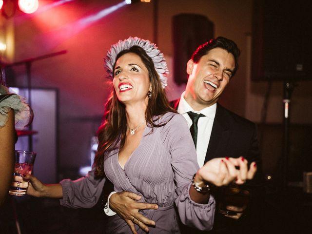 La boda de Antonio y Cristina en Villaverde Del Rio, Sevilla 100