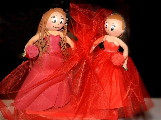 La boda de Carol y Nuria en Llagostera, Girona 3