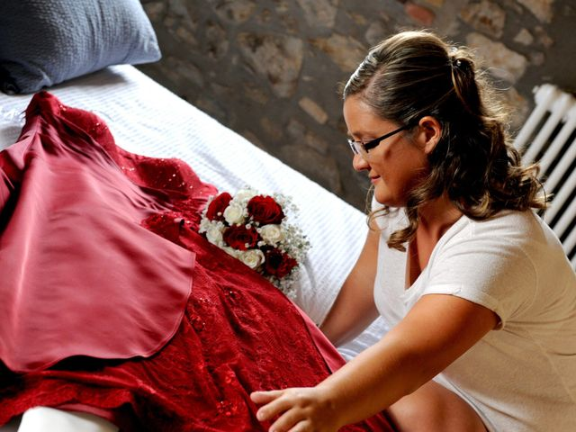 La boda de Carol y Nuria en Llagostera, Girona 17