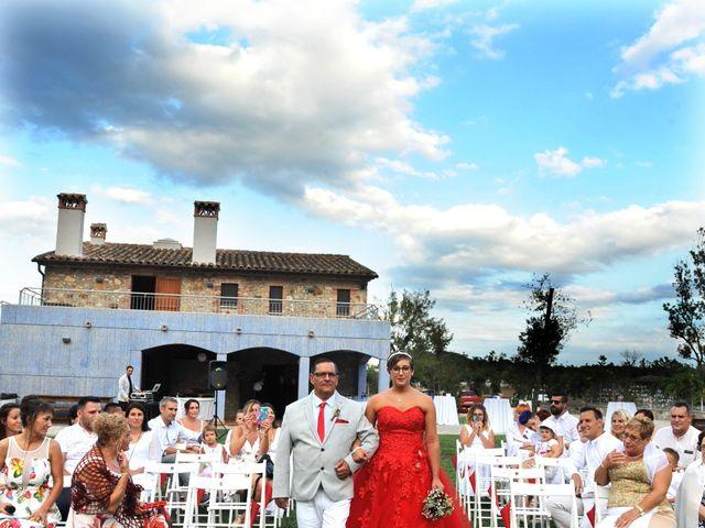 La boda de Carol y Nuria en Llagostera, Girona 20