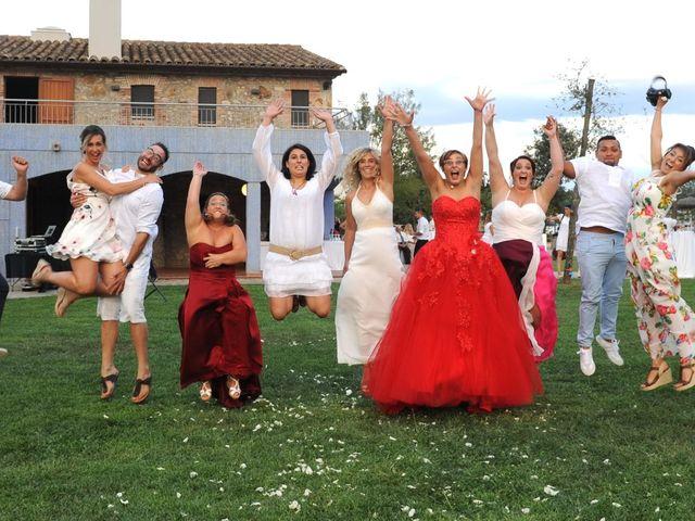 La boda de Carol y Nuria en Llagostera, Girona 32