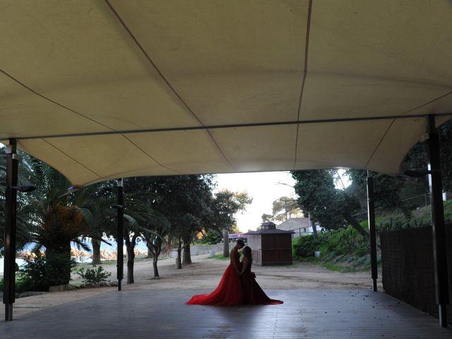La boda de Carol y Nuria en Llagostera, Girona 35