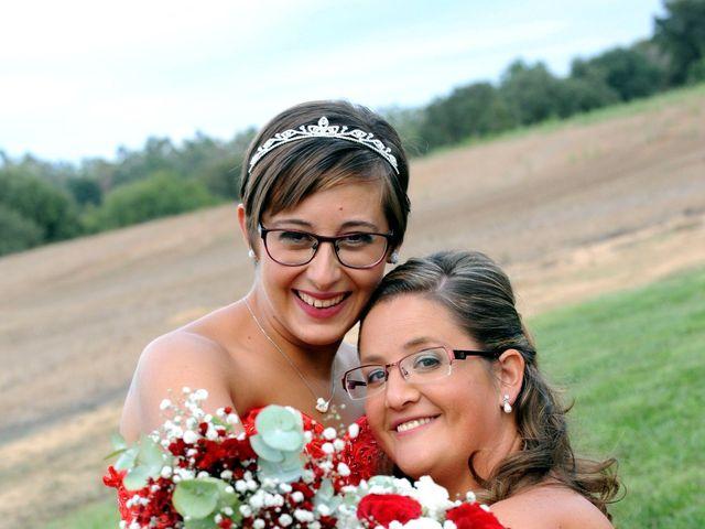 La boda de Carol y Nuria en Llagostera, Girona 48
