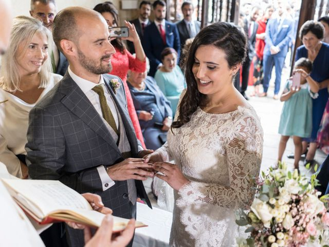 La boda de Siñe y Paula en Santa Ana De Abuli, Asturias 16
